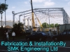Erecting   SMK Engineering Ltd