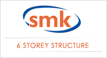 SMK | 6 Storey Structure